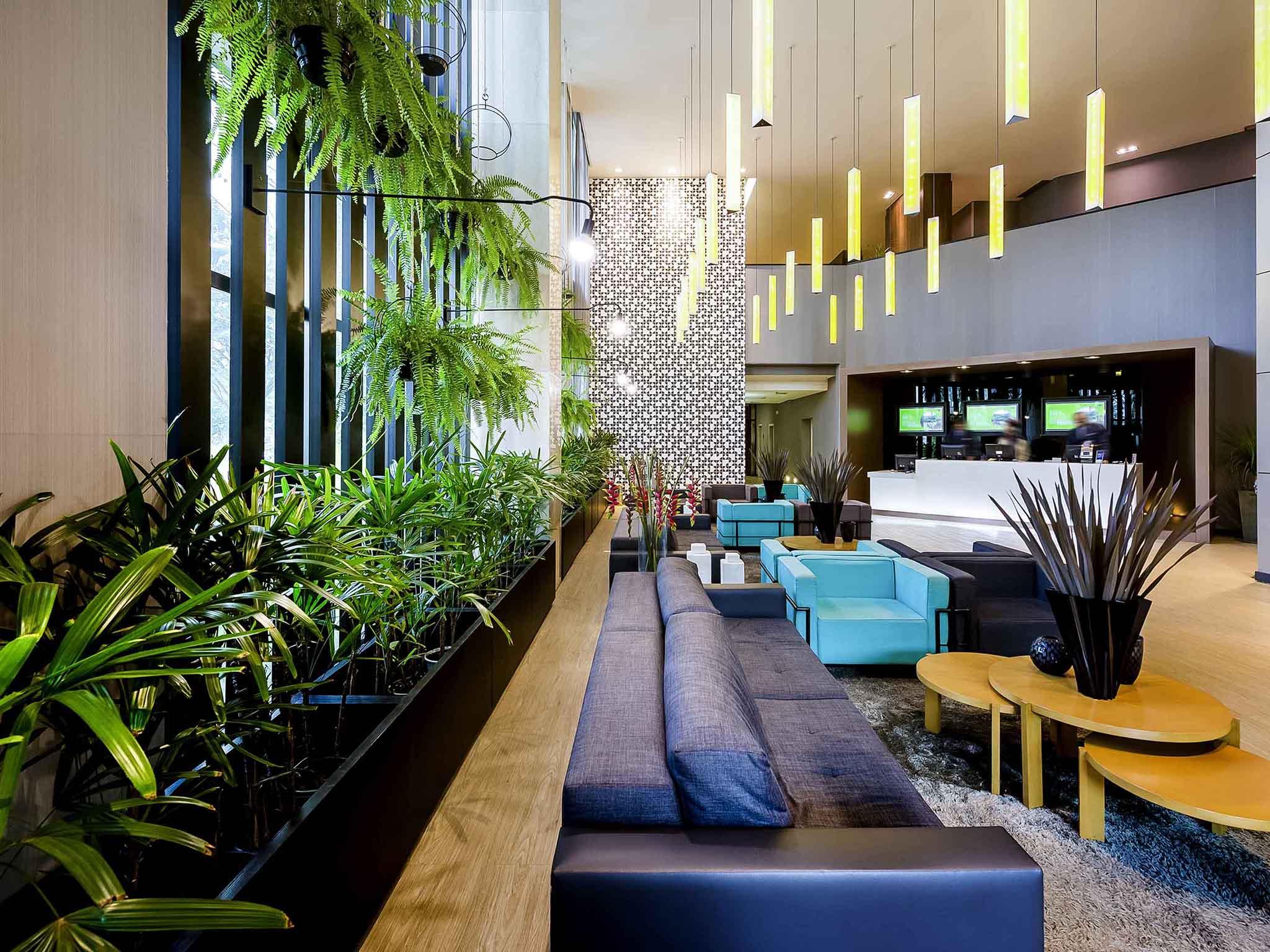 โรงแรม – Grand Mercure Brasilia Eixo Monumental