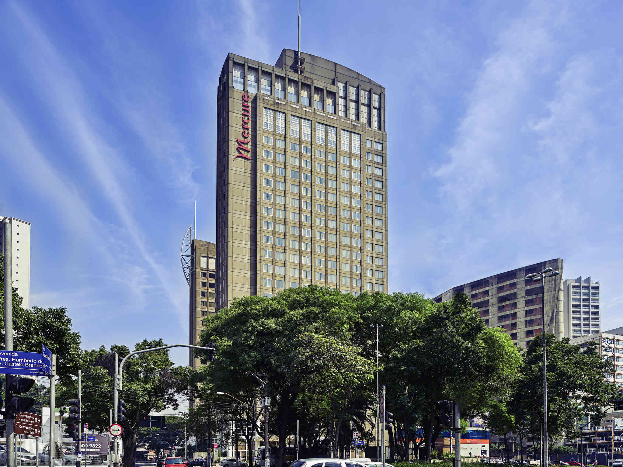 Mercure Guarulhos Aeroporto Hotel - Book on the official web site