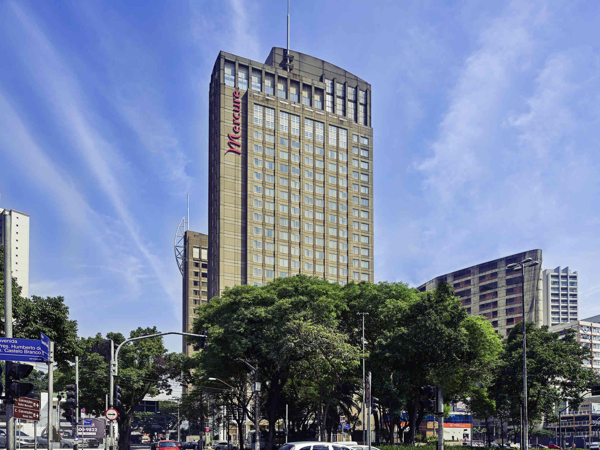 Отель — Mercure Guarulhos Aeroporto Hotel