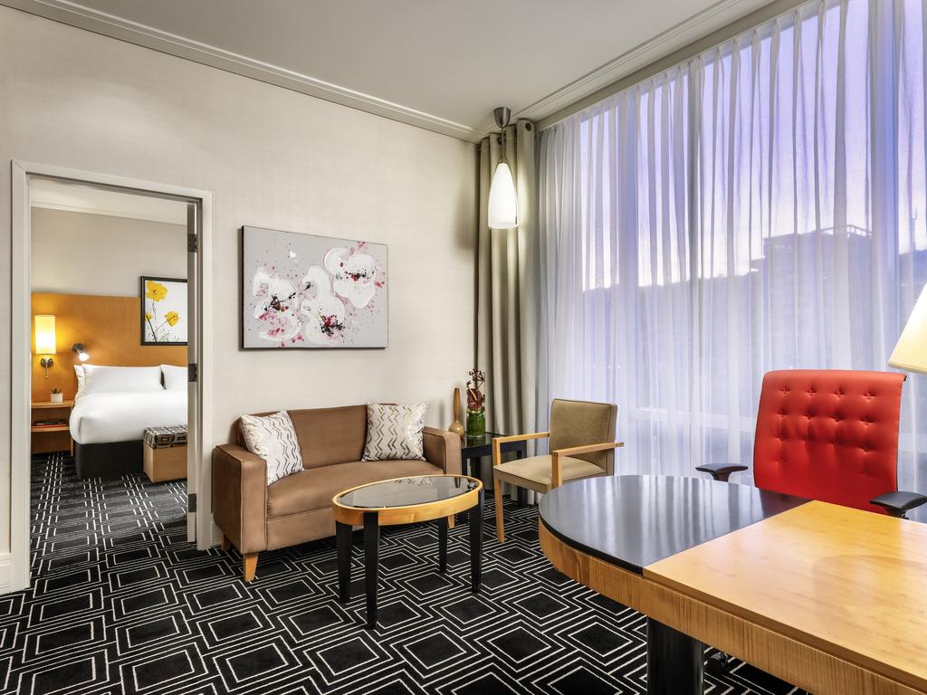 Hotel in montreal   sofitel montreal golden mile