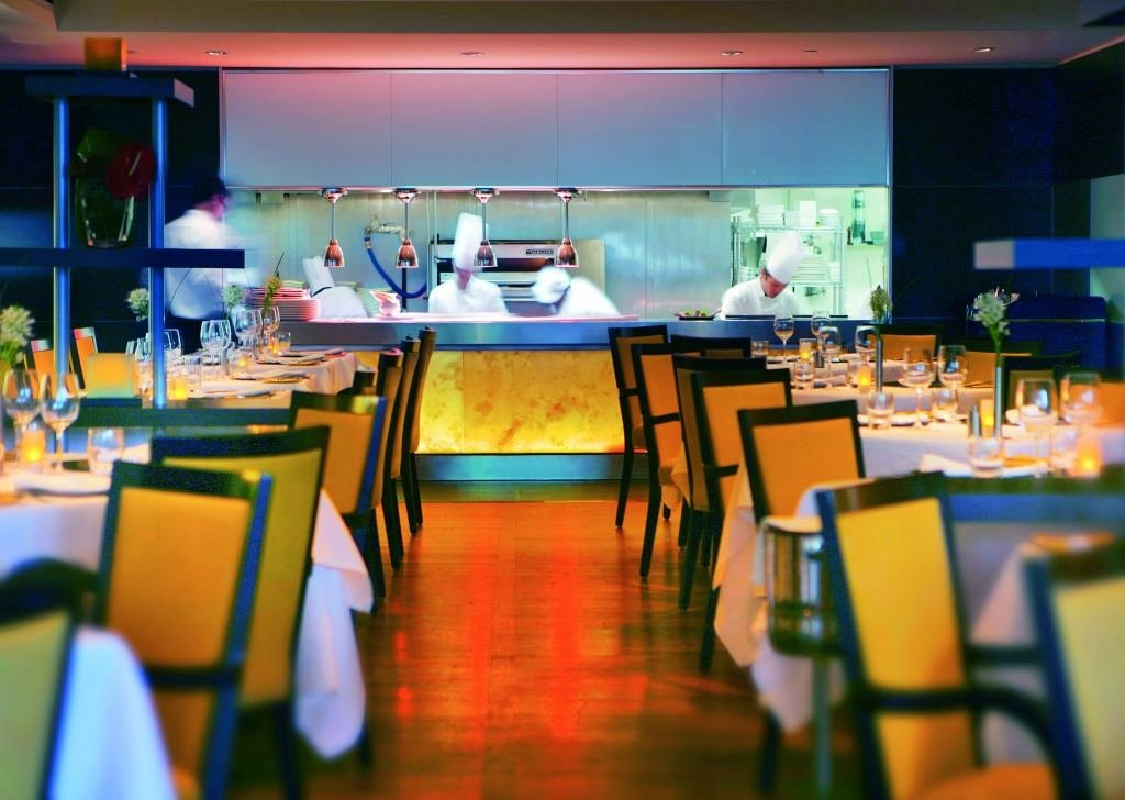 Haute cuisine hotel restaurants in montreal sofitel