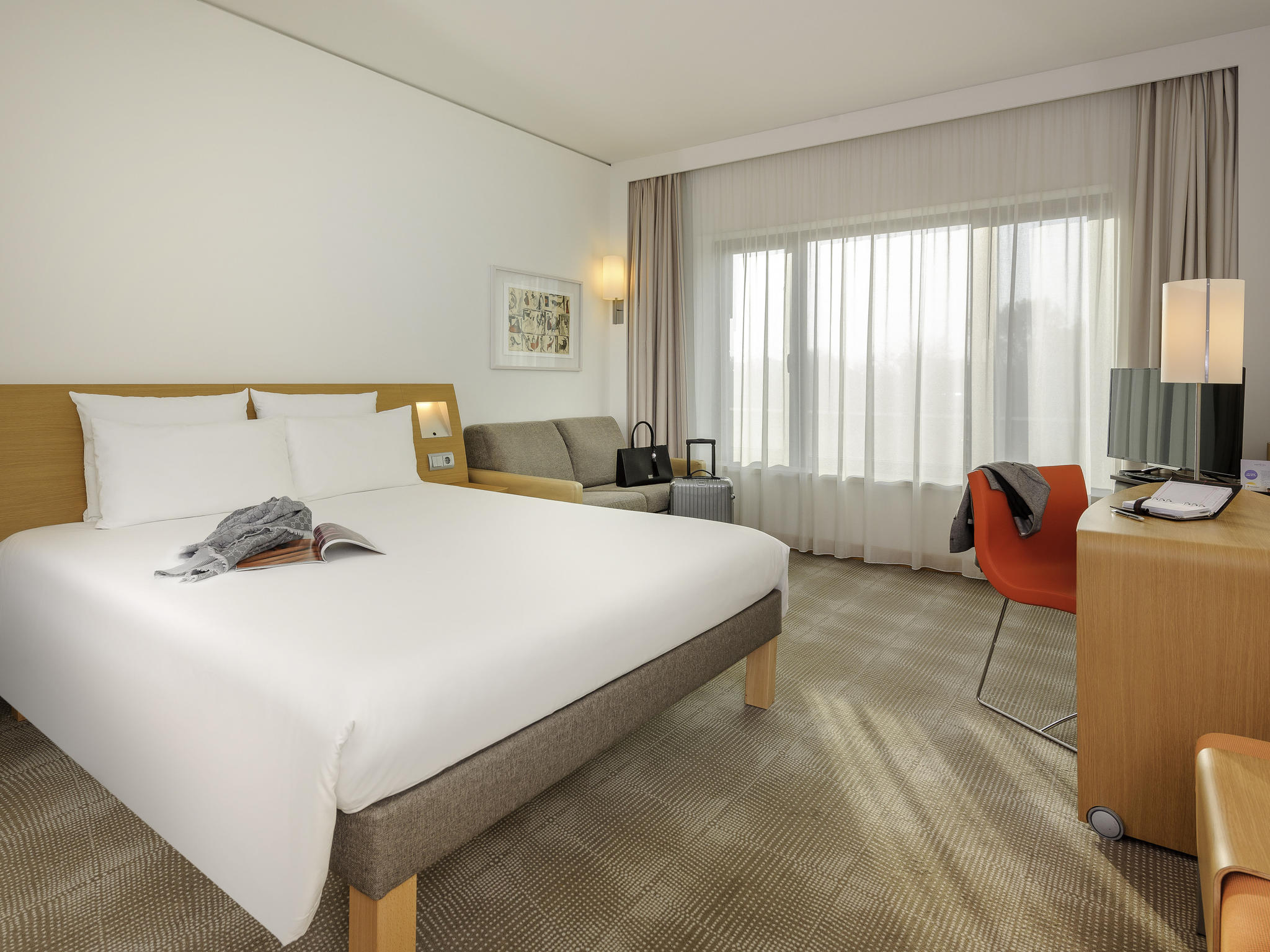 Hotel in Berlin - Novotel Berlin am Tiergarten buchen