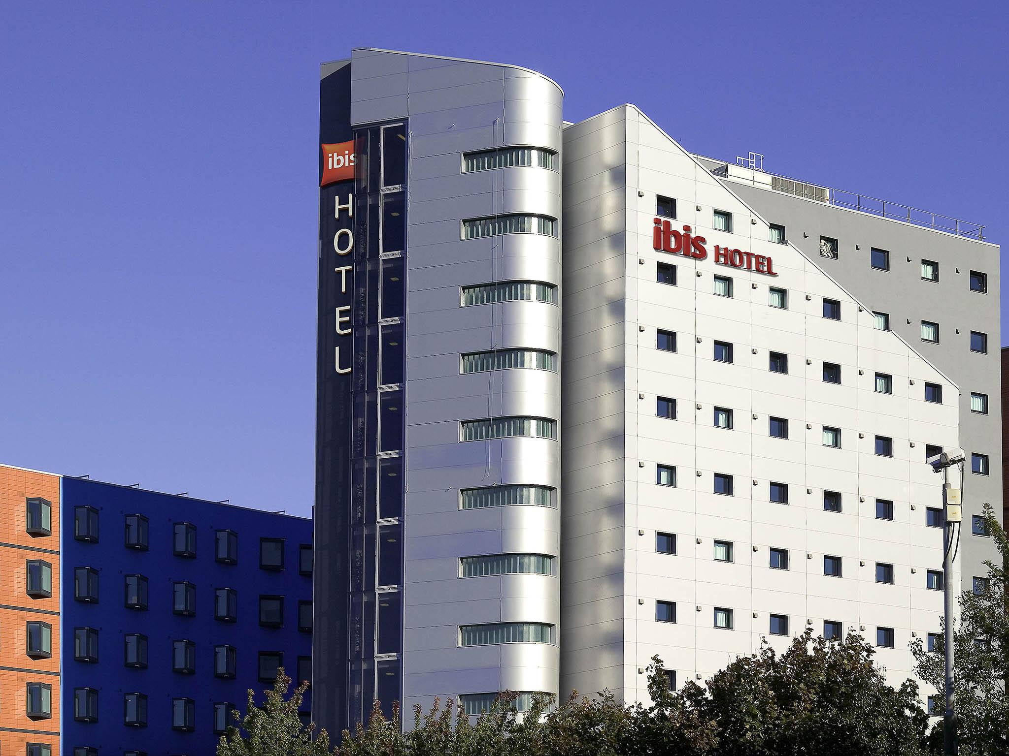 โรงแรม – ibis Leeds Centre Marlborough Street