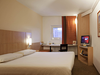 Rooms - ibis Leeds Centre