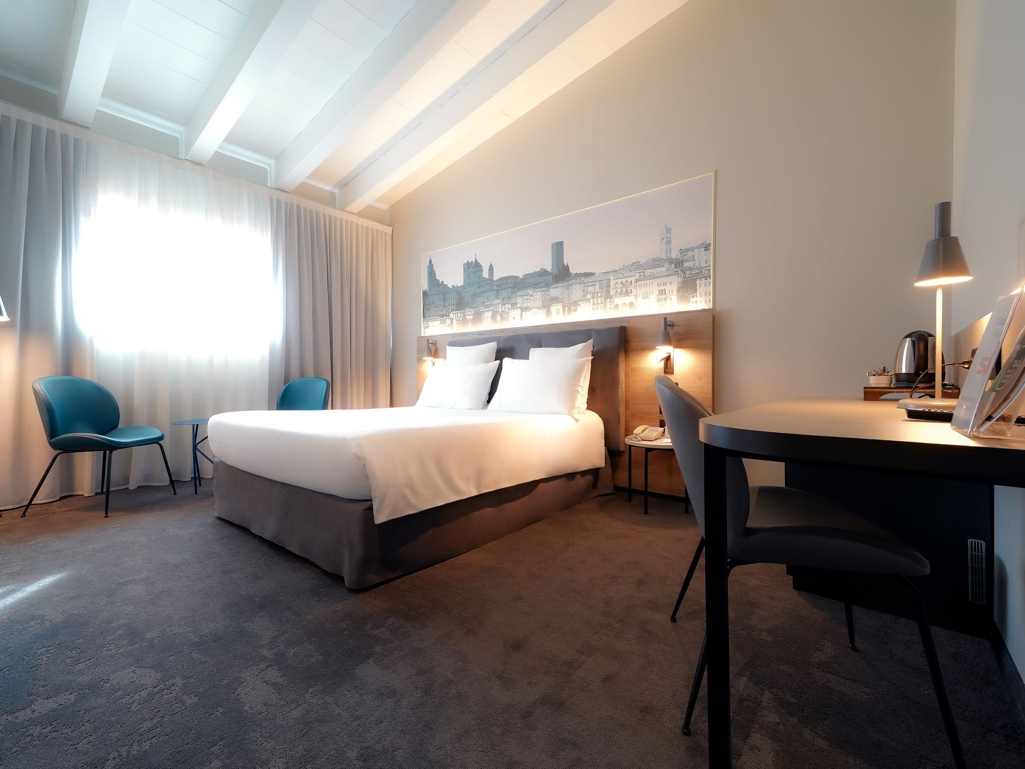 Mercure bergamo palazzo dolci hotel a bergamo accorhotels for Hotel centro