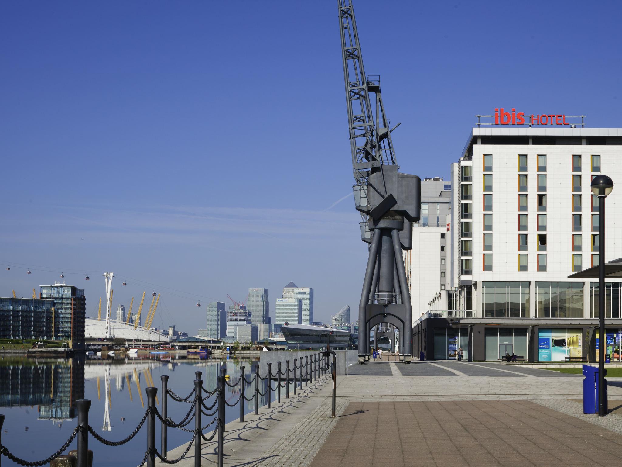 Hotel – ibis Londres Excel Docklands