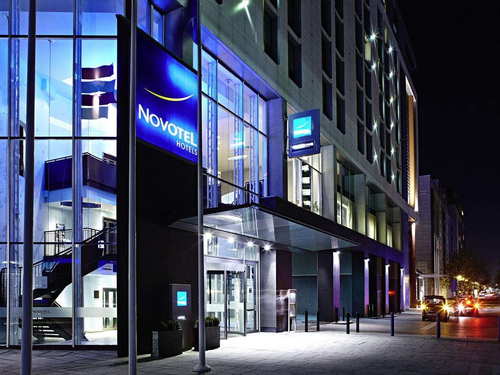 Novotel London Excel London Contemporary Hotendon All