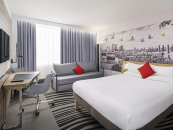Chambres - Novotel Londres Excel