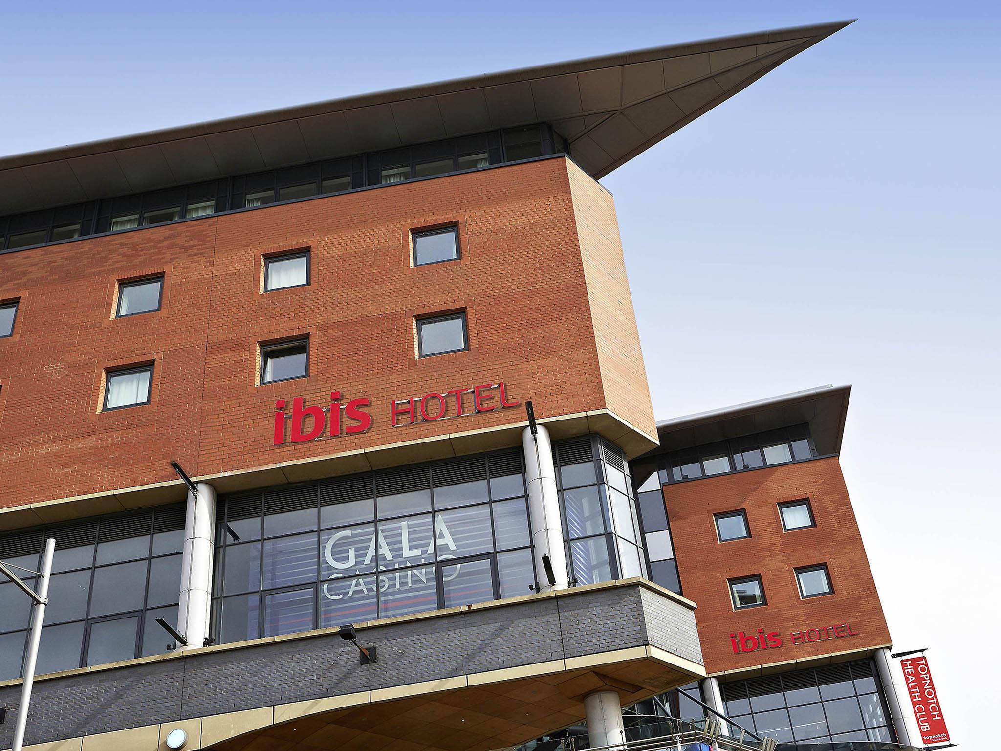 Отель — ibis Northampton Centre