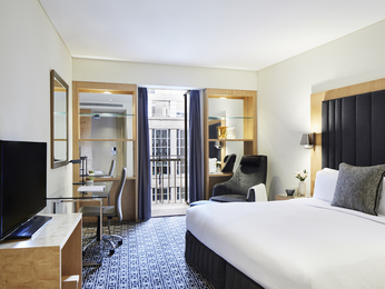 Rooms - Sofitel Sydney Wentworth