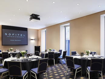 Meetings - Sofitel Sydney Wentworth