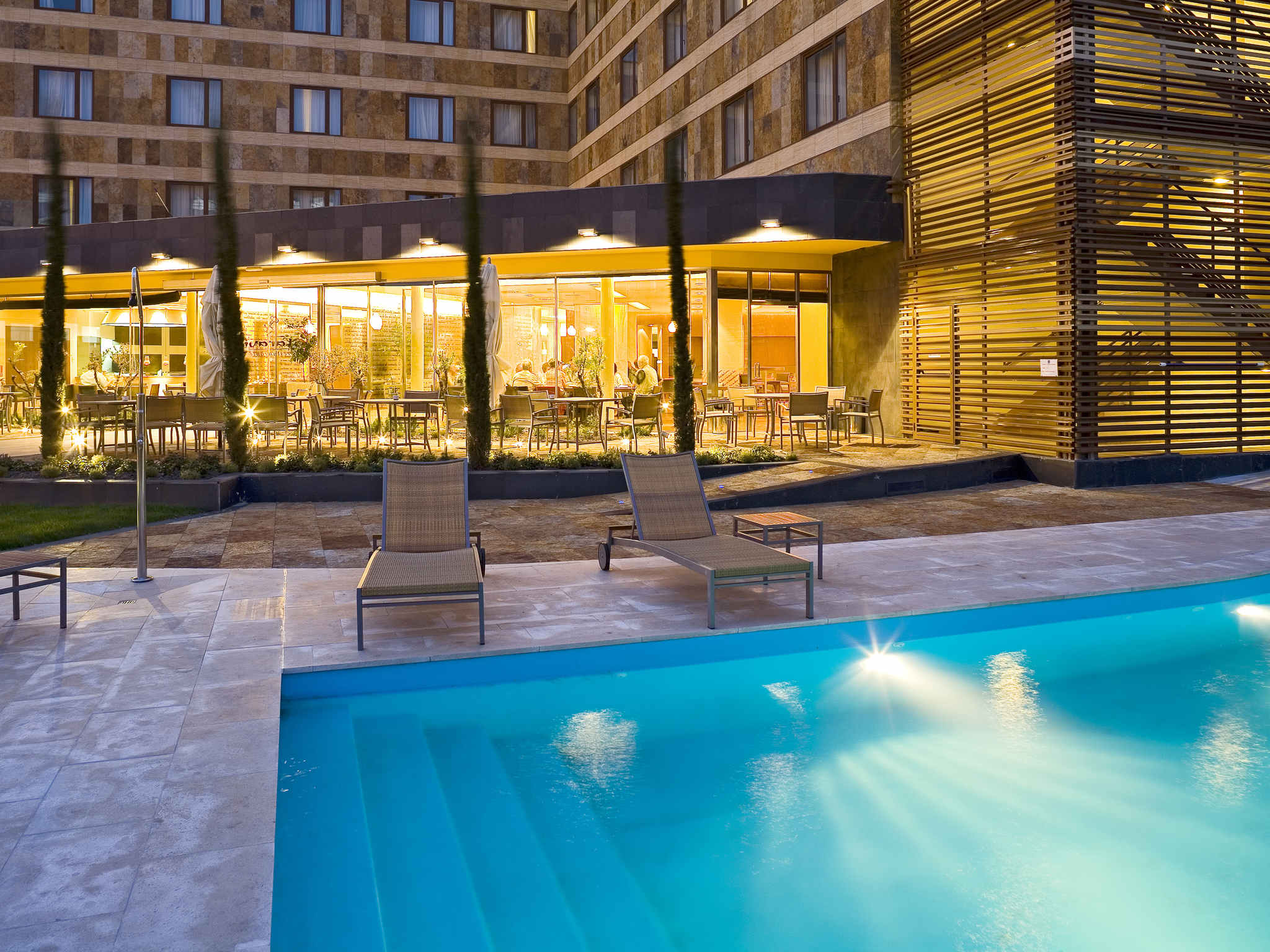 酒店 – 巴利亚多利德诺富特酒店