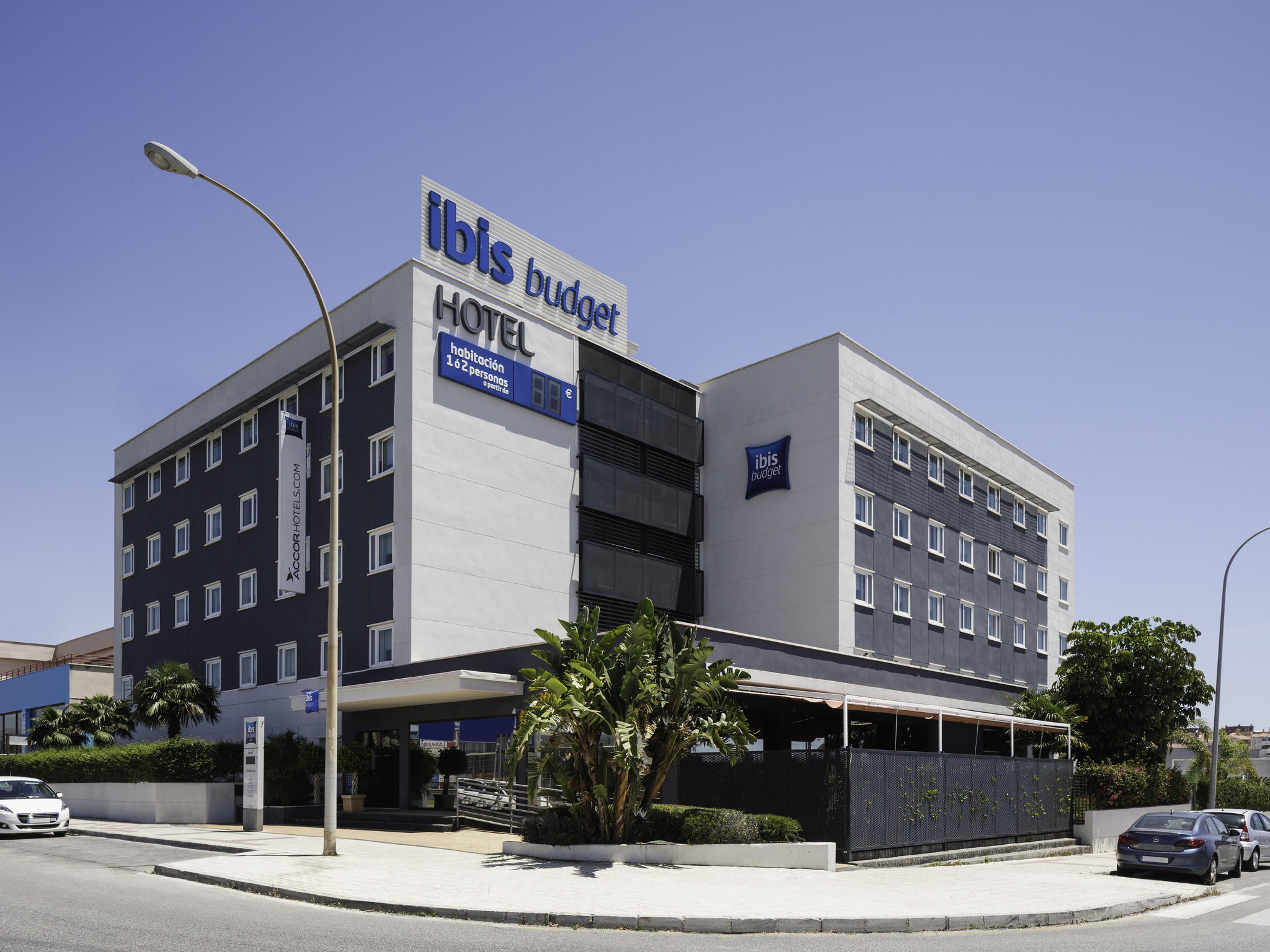 호텔 – ibis budget Malaga Aeropuerto Avenida Velazquez