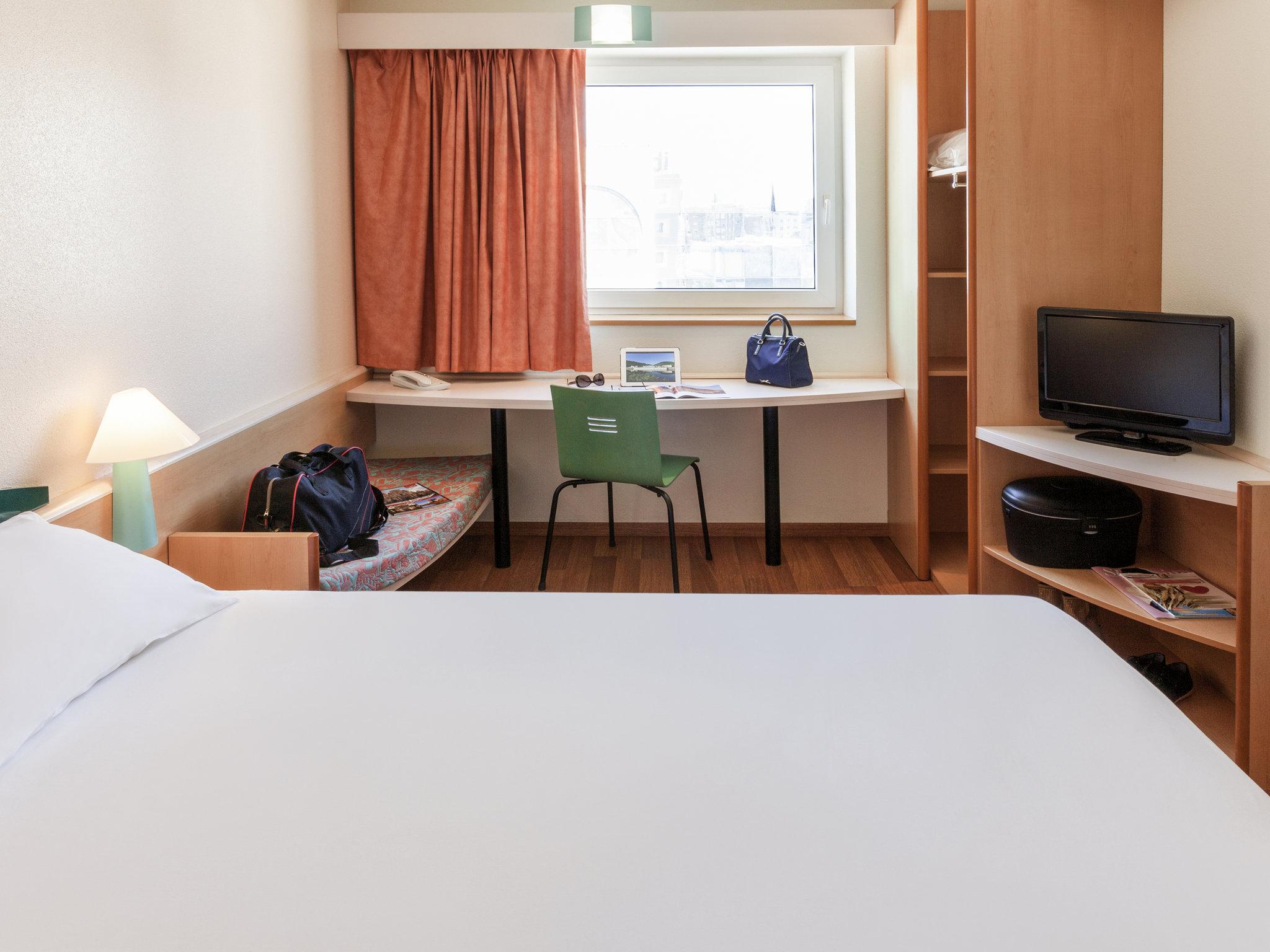 โรงแรม – ibis Murcia