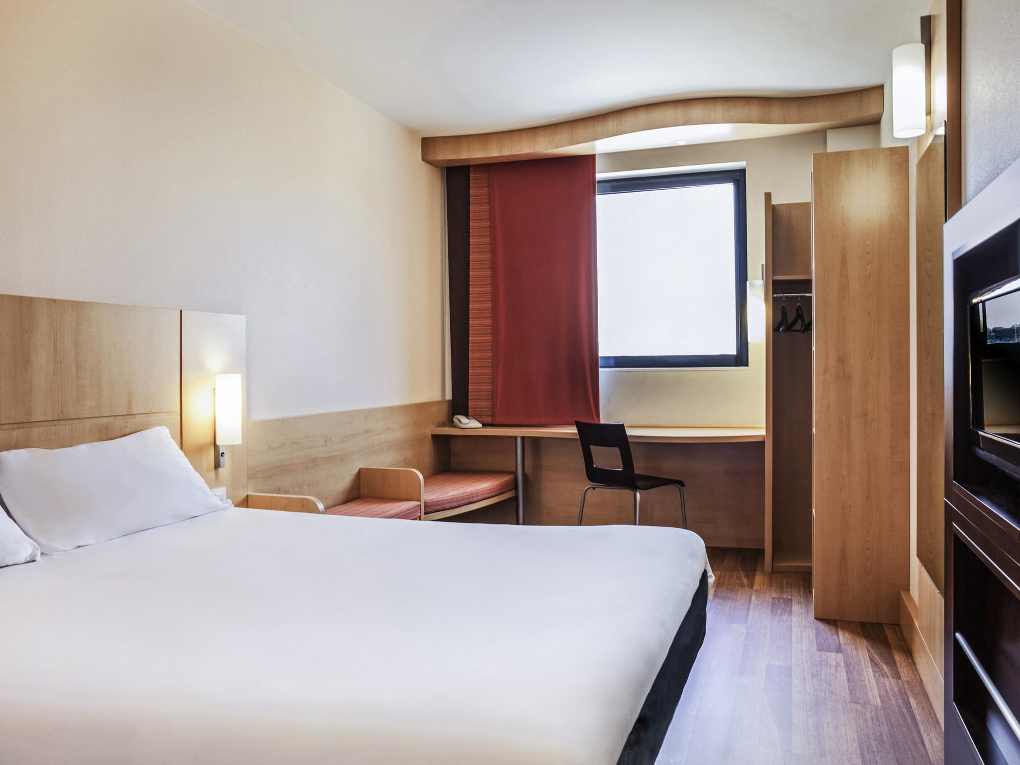 Отель — ibis Барселона Риполлет