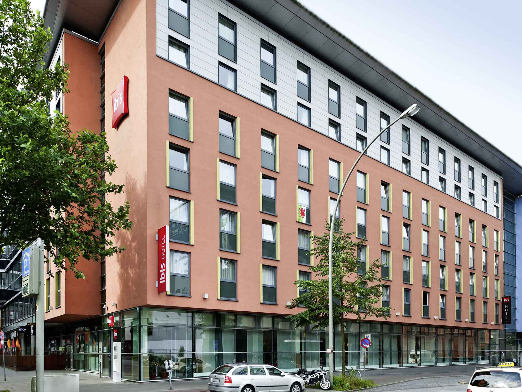 Hotell – ibis Hamburg St Pauli Messe