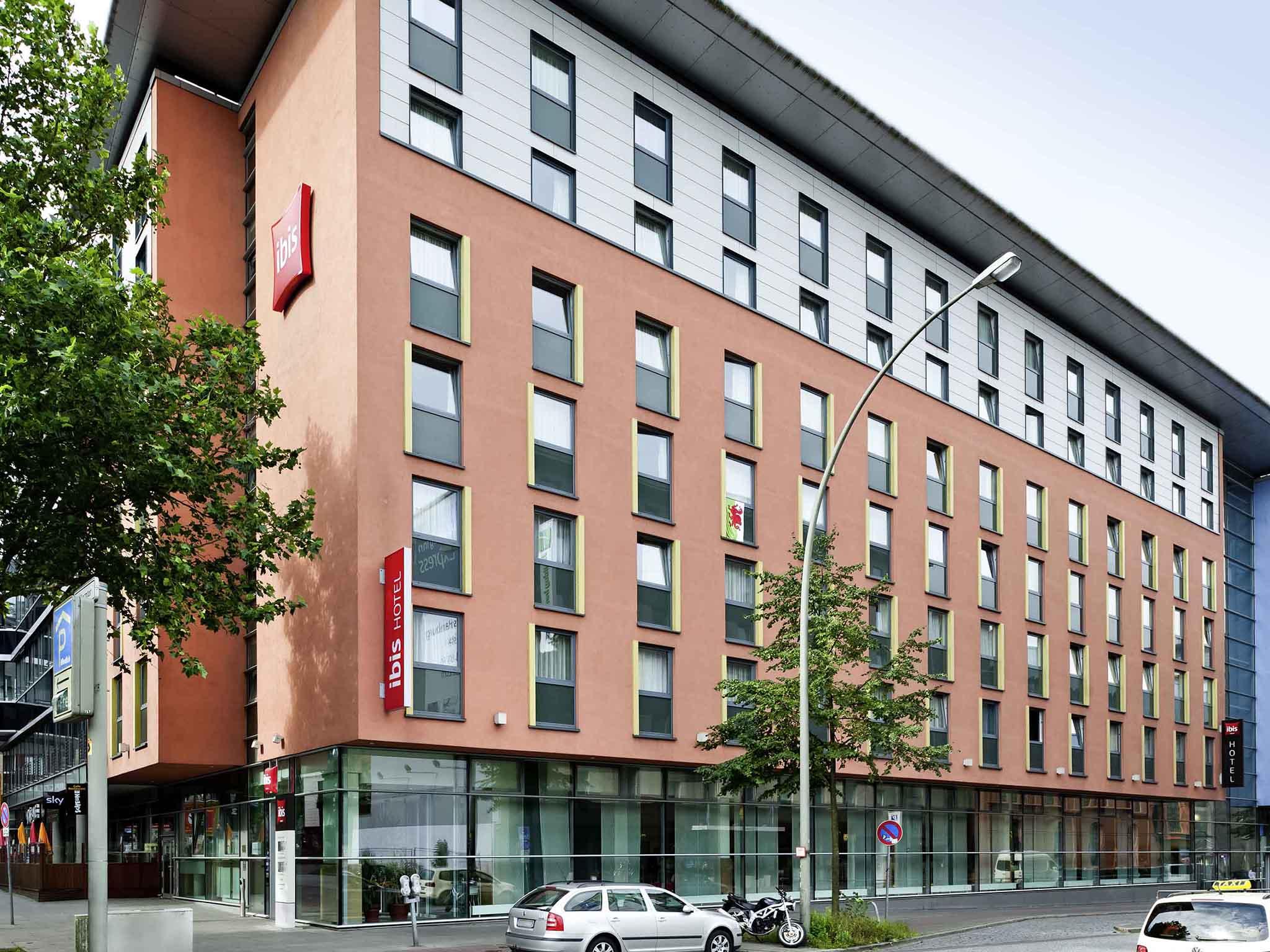 Отель — ibis Гамбург Сейнт-Паули Мессе