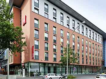 ibis Hamburg St Pauli Messe