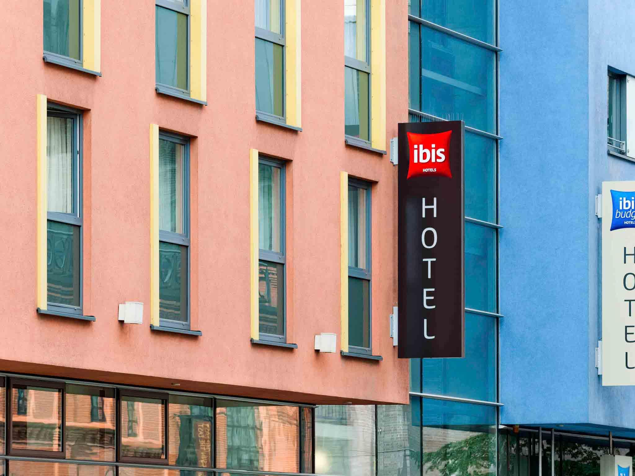 Hotel ibis Hamburg St. Pauli Messe. Book online now!