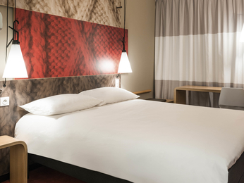 Rooms - ibis Hamburg St Pauli Messe