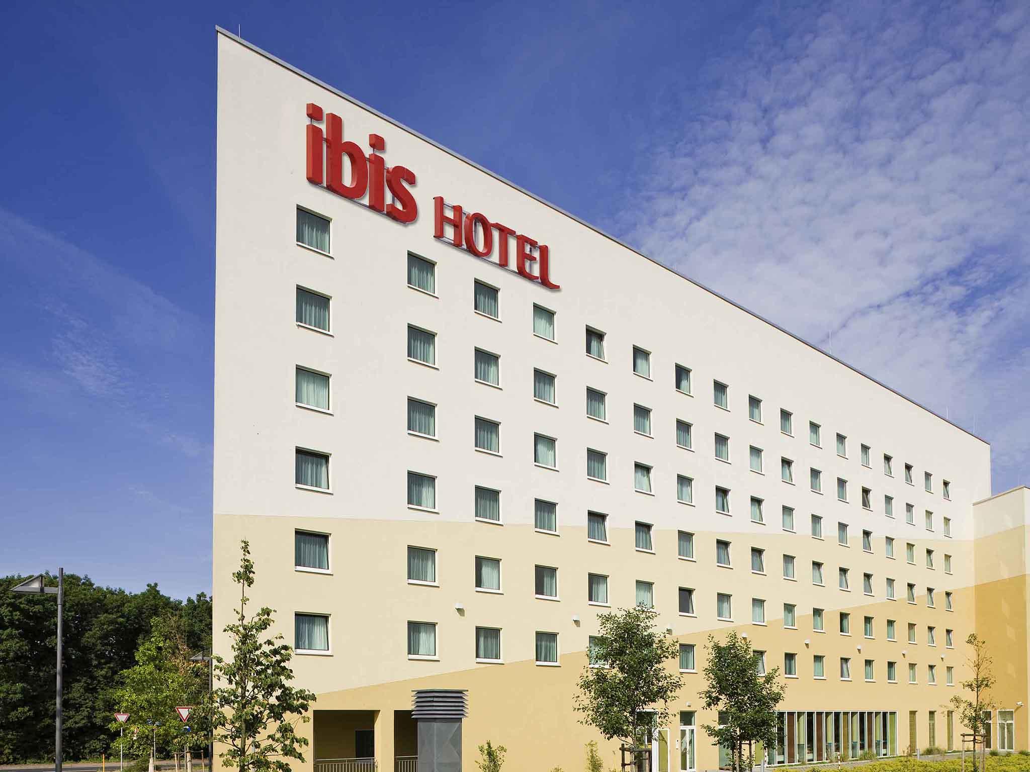 Отель — ibis Франкфурт Сити Мессе
