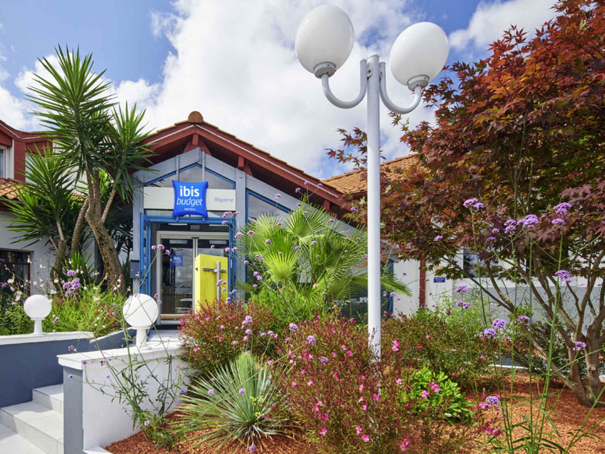 Otel – ibis budget Bayonne