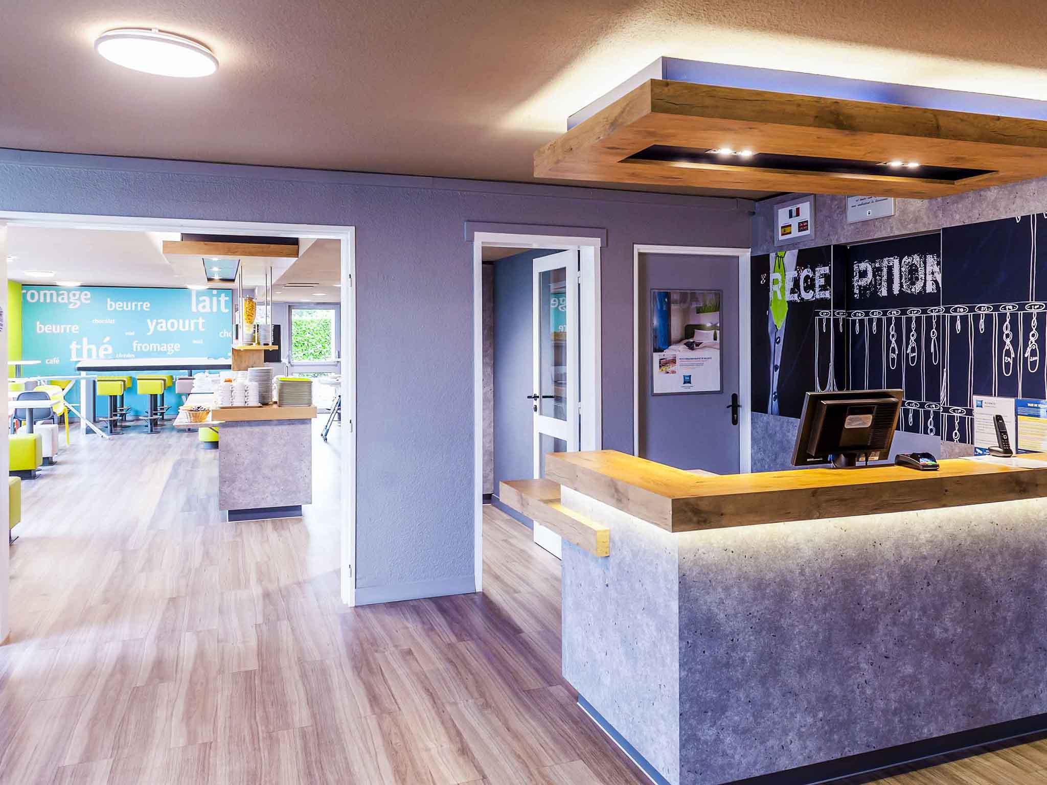 โรงแรม – ibis budget Rennes Chantepie