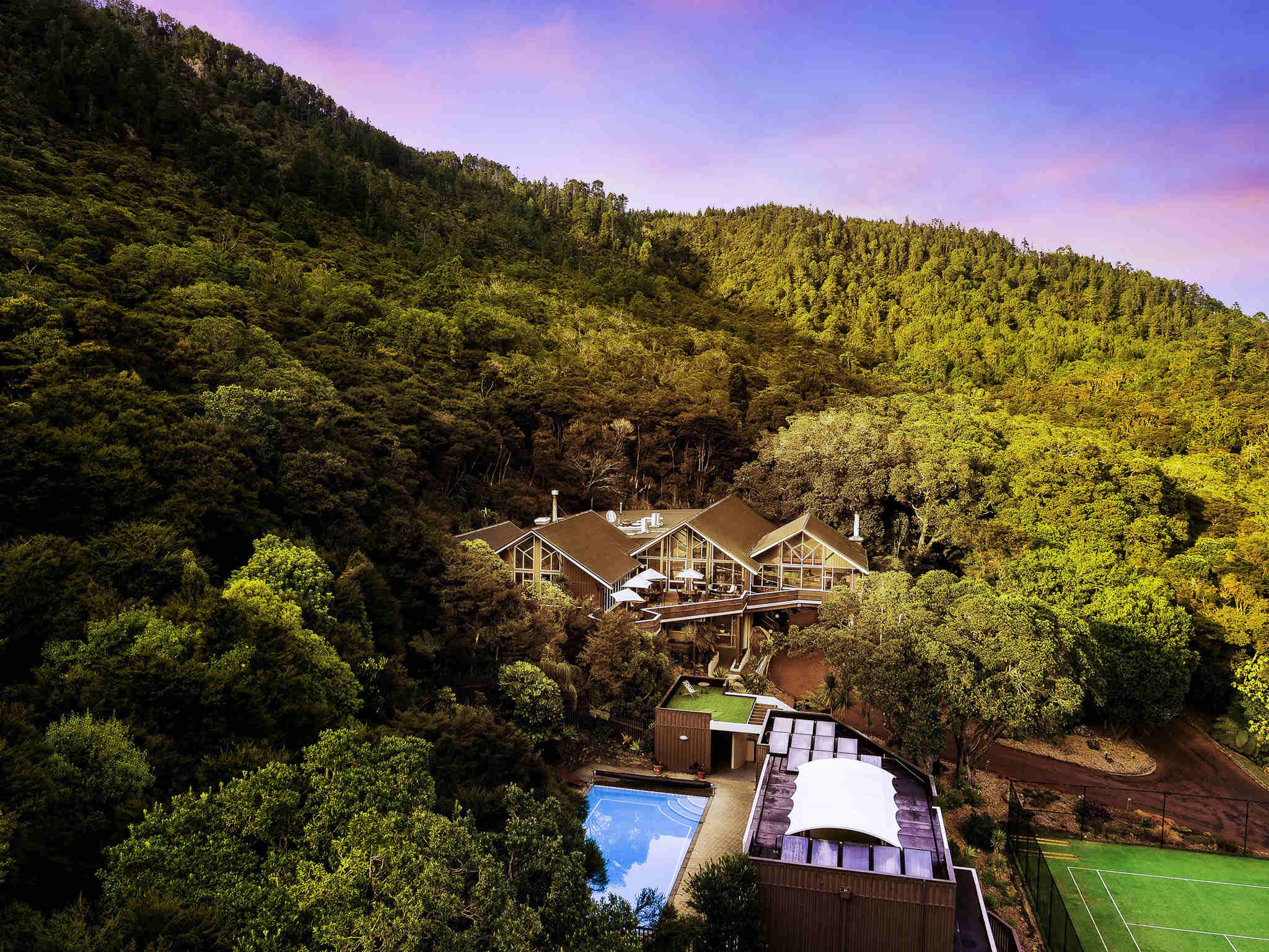 Hotel – Grand Mercure Puka Park Resort