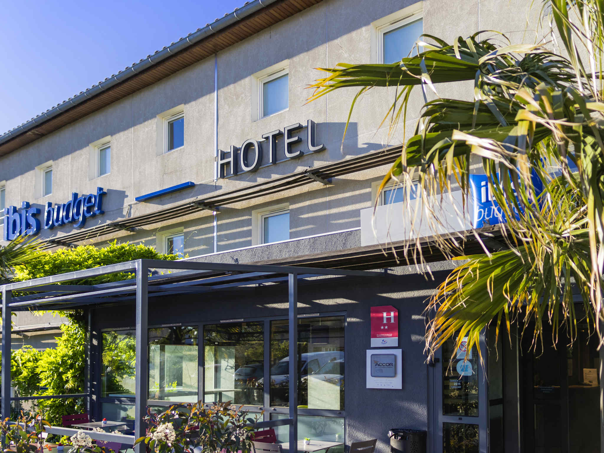 Hotel in carcassonne ibis budget carcassonne la cit for Hotels carcassonne