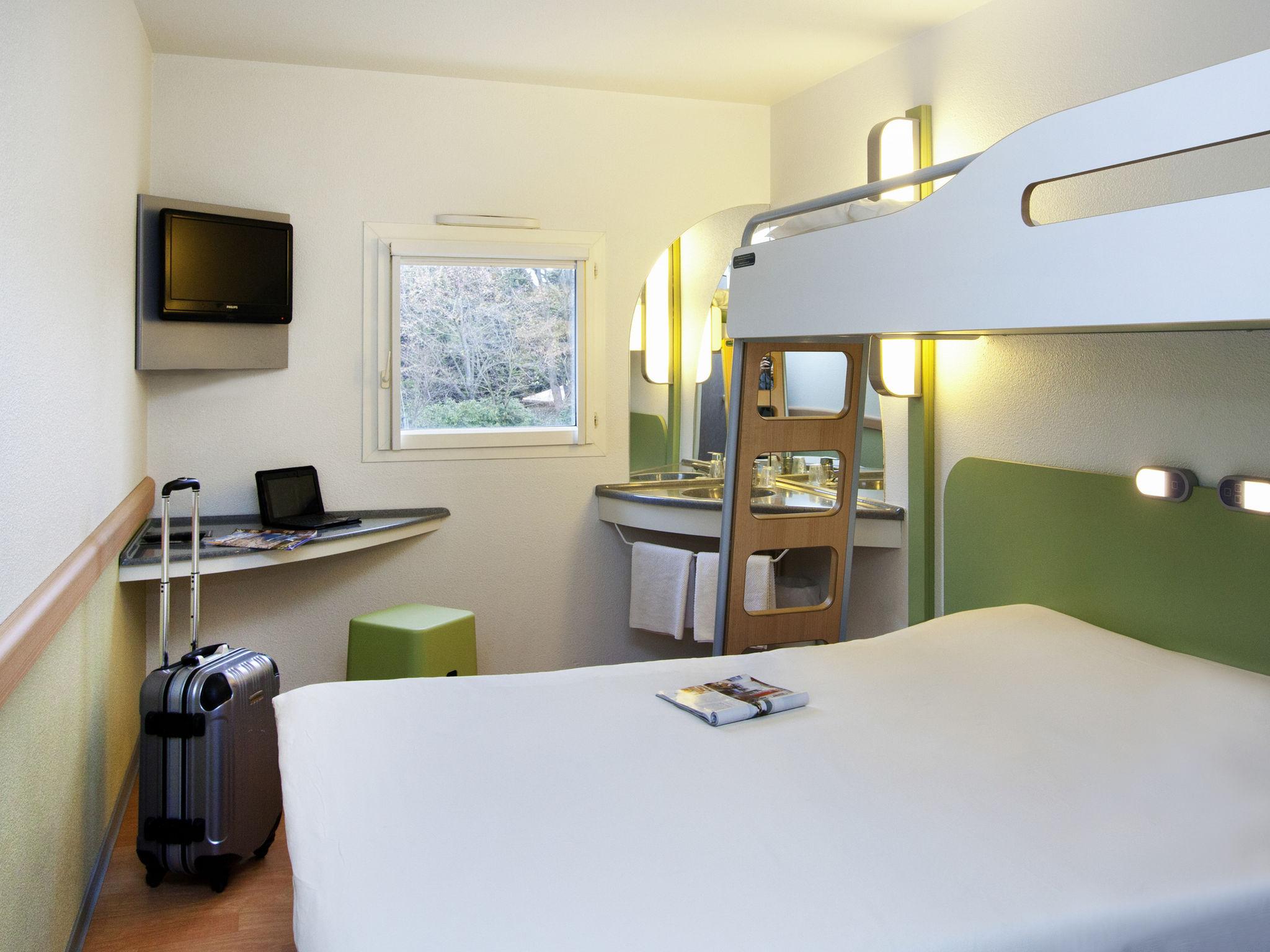 ... Rooms   Ibis Budget Carcassonne La Cité ...
