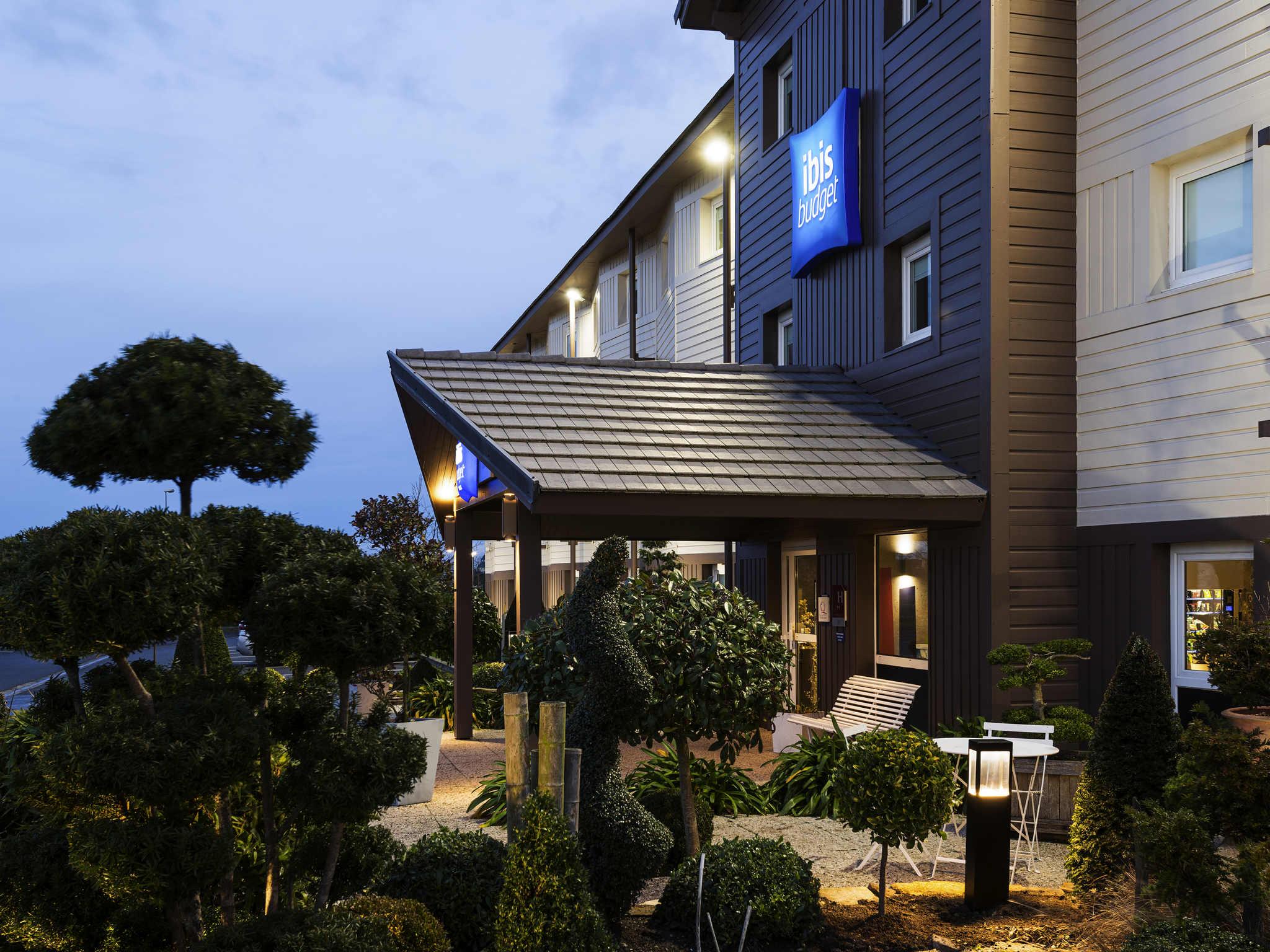 Отель — ibis budget Cabourg Dives-sur-Mer