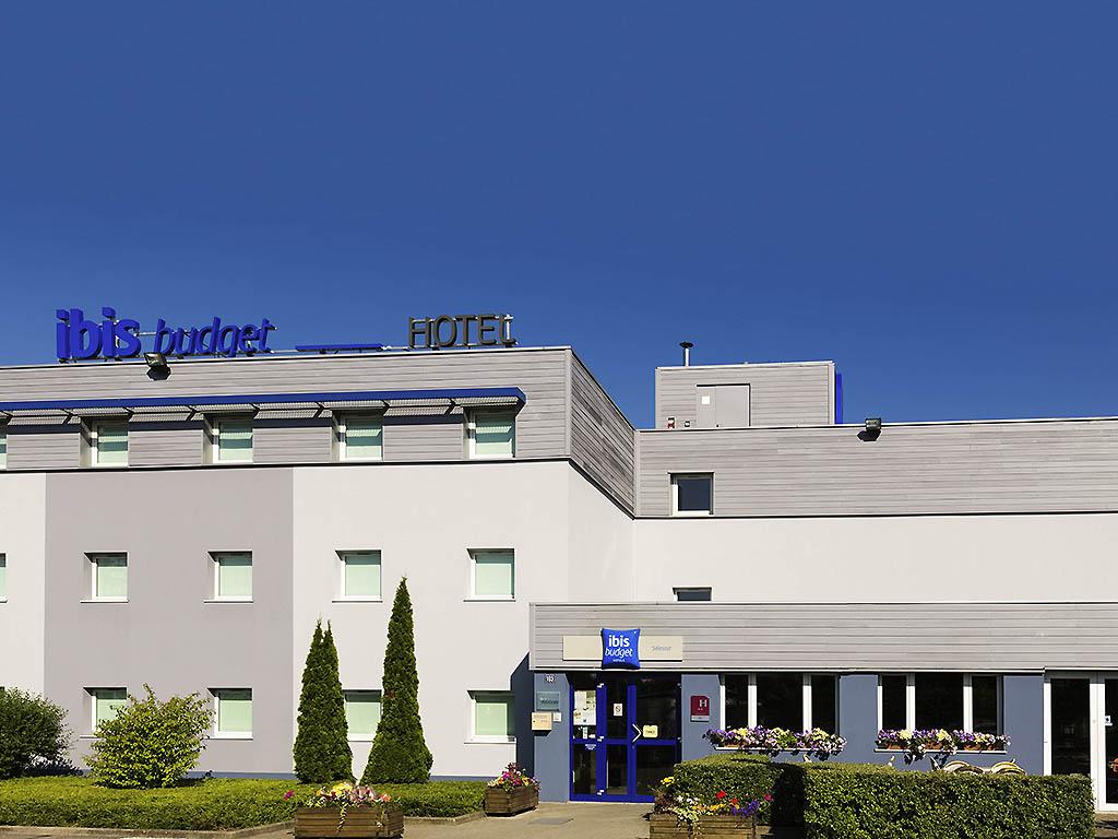 Hotel pas cher selestat ibis budget jeux de voiture for Hotel pas cher a