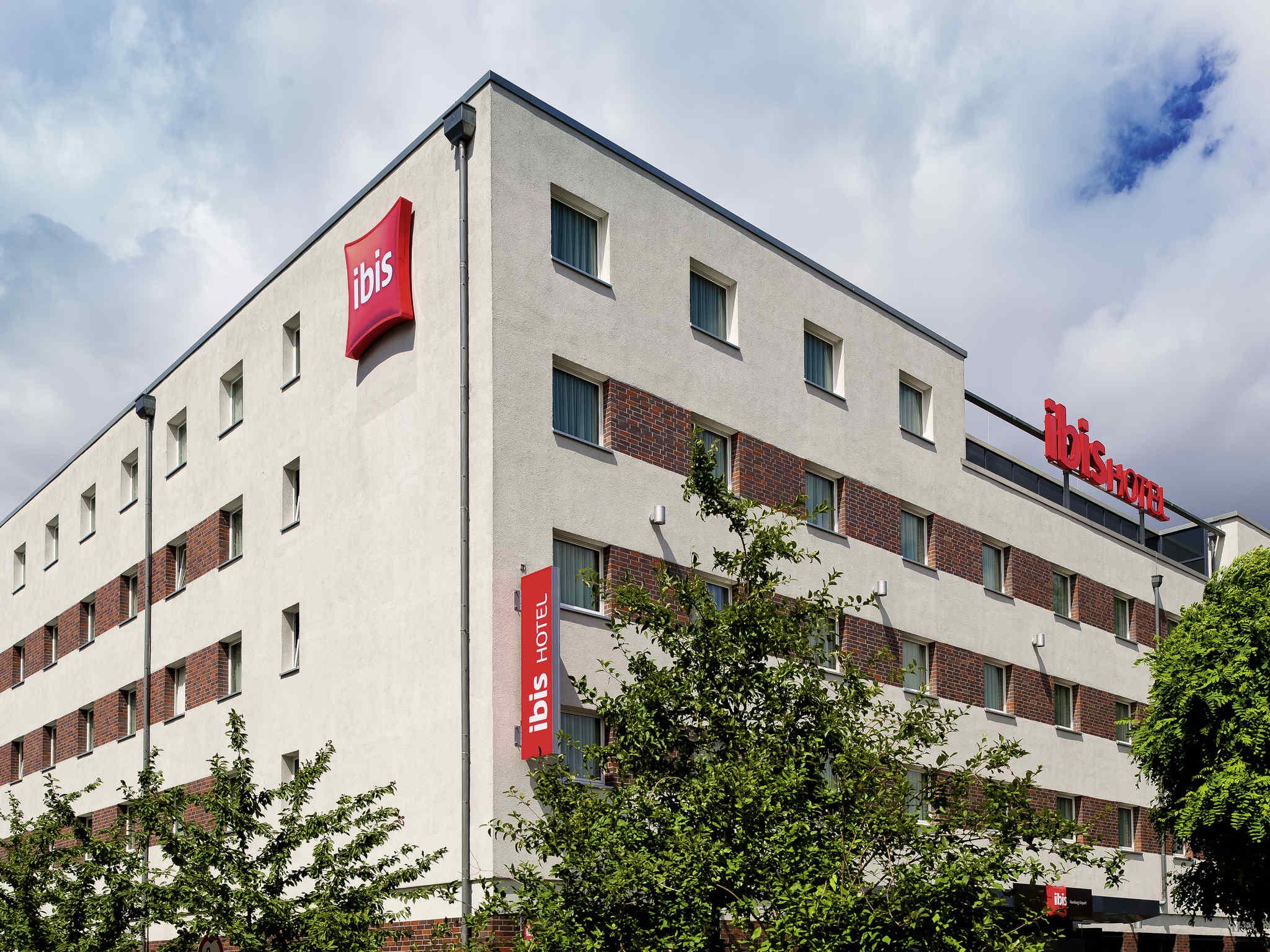 호텔 – ibis Hamburg Airport