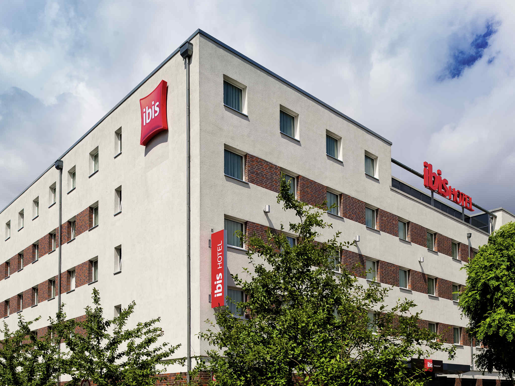 Отель — ibis Гамбург Аэропорт