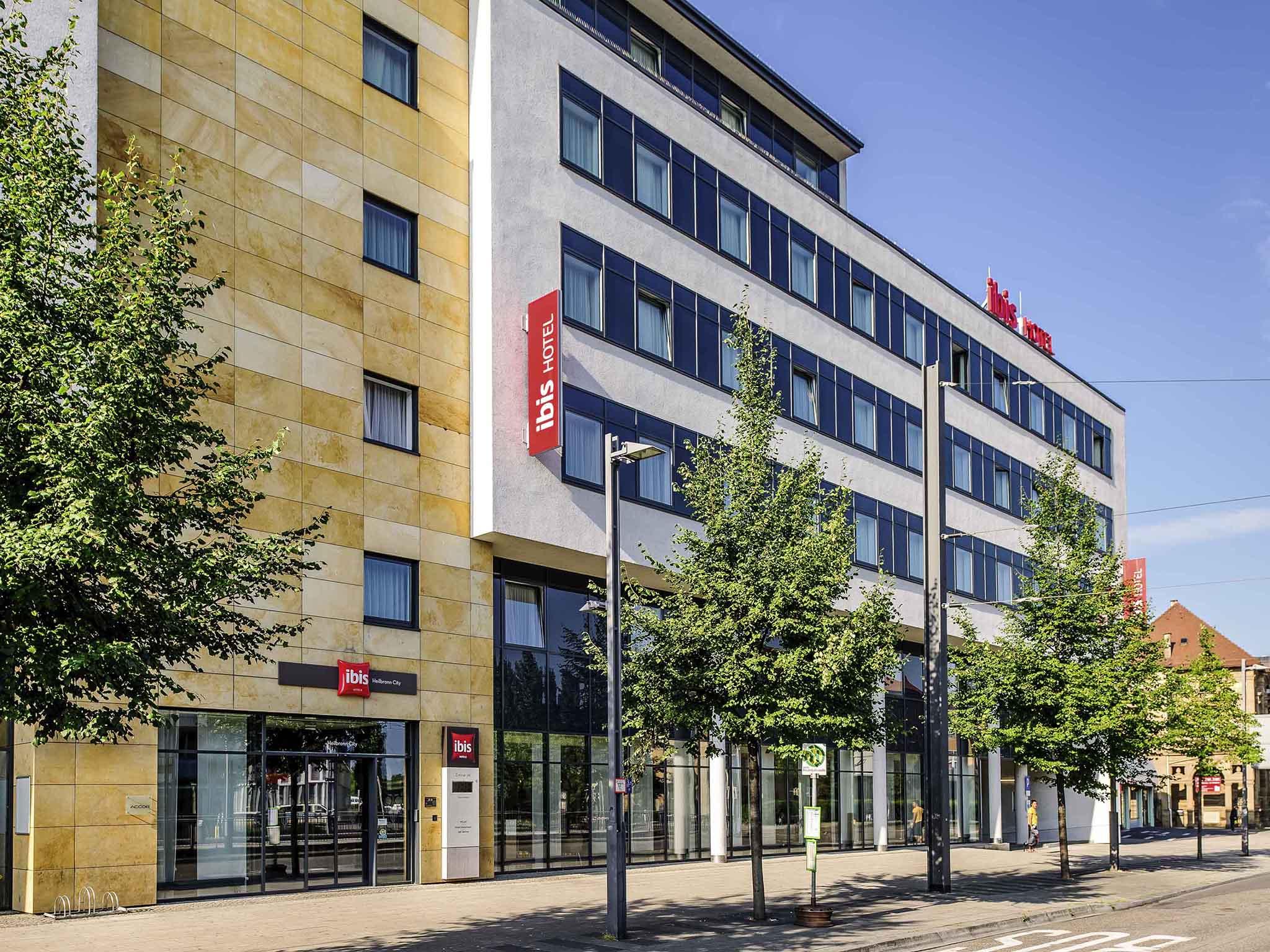 Hotell – ibis Heilbronn City