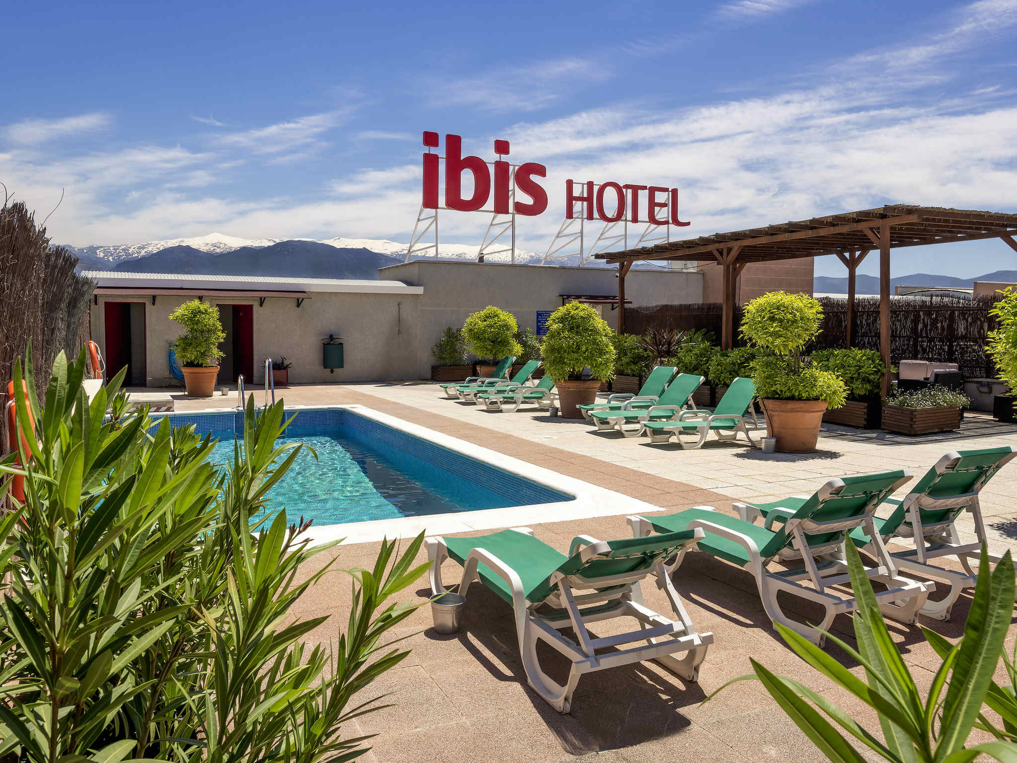 فندق - ibis Granada