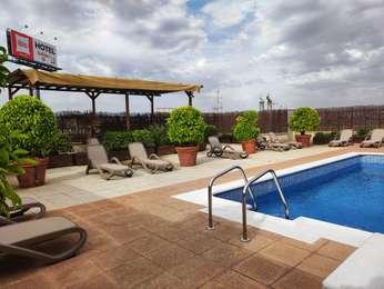 lista hoteles granada: