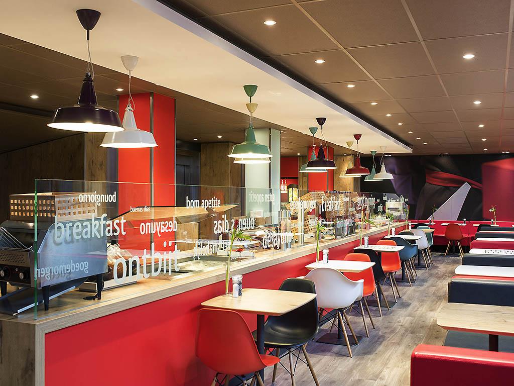 Goedkoop hotel den haag ibis den haag city centre for Den haag restaurant