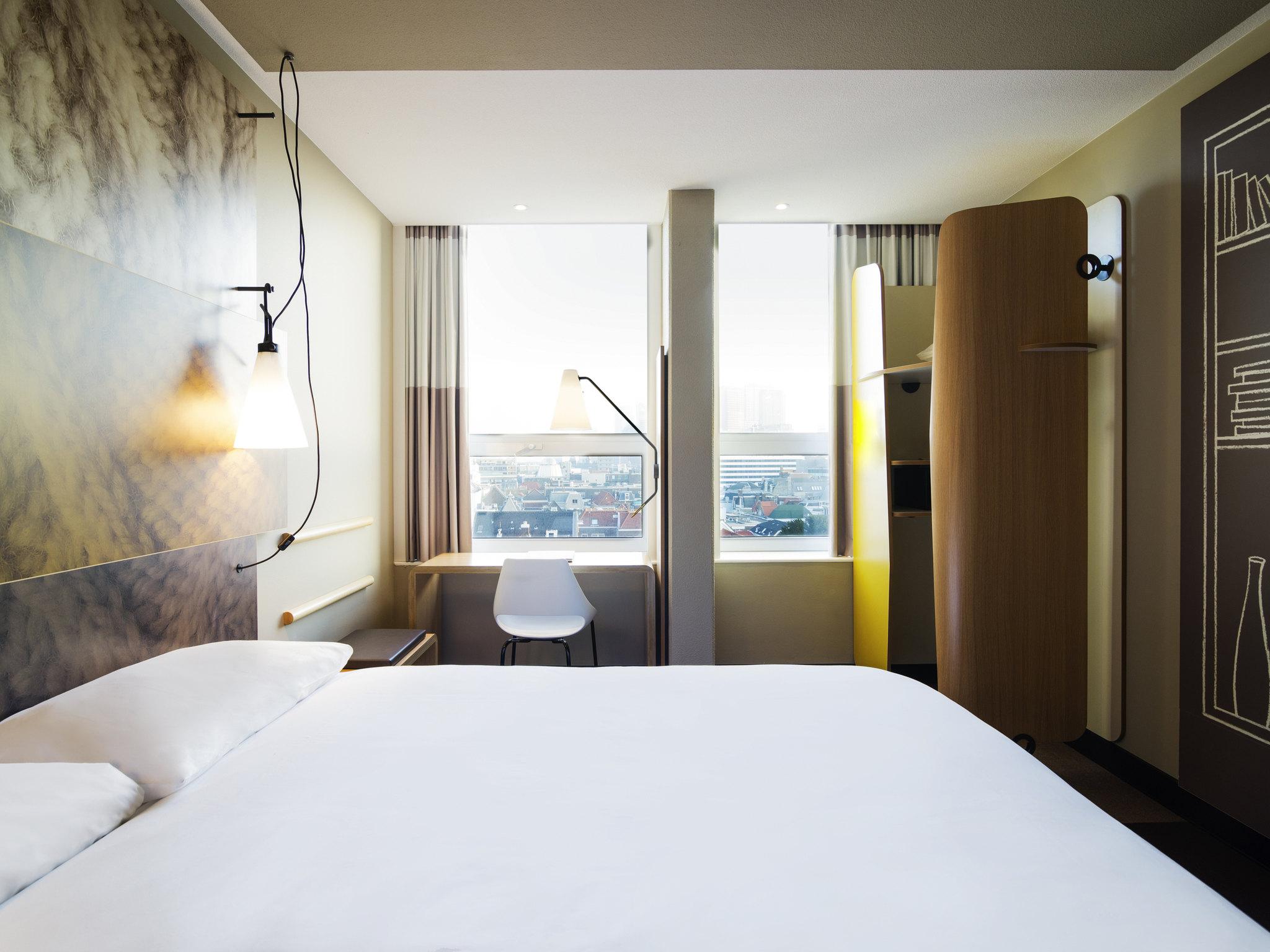 Отель — ibis Гаага Сити Центр
