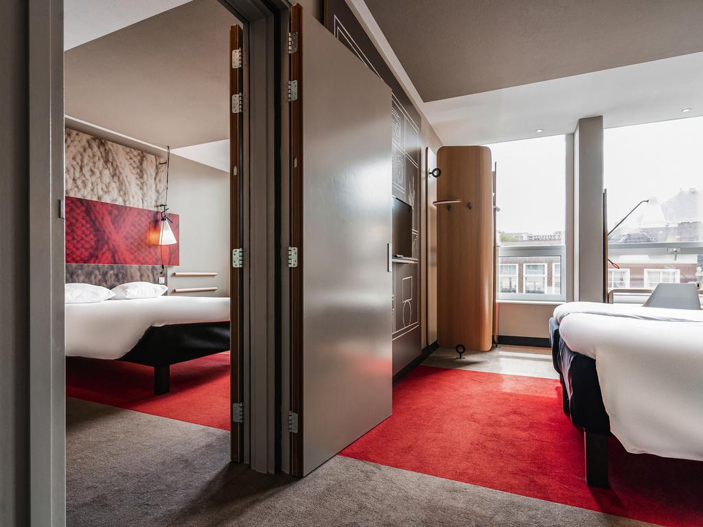 Hotel in den haag   ibis den haag city centre