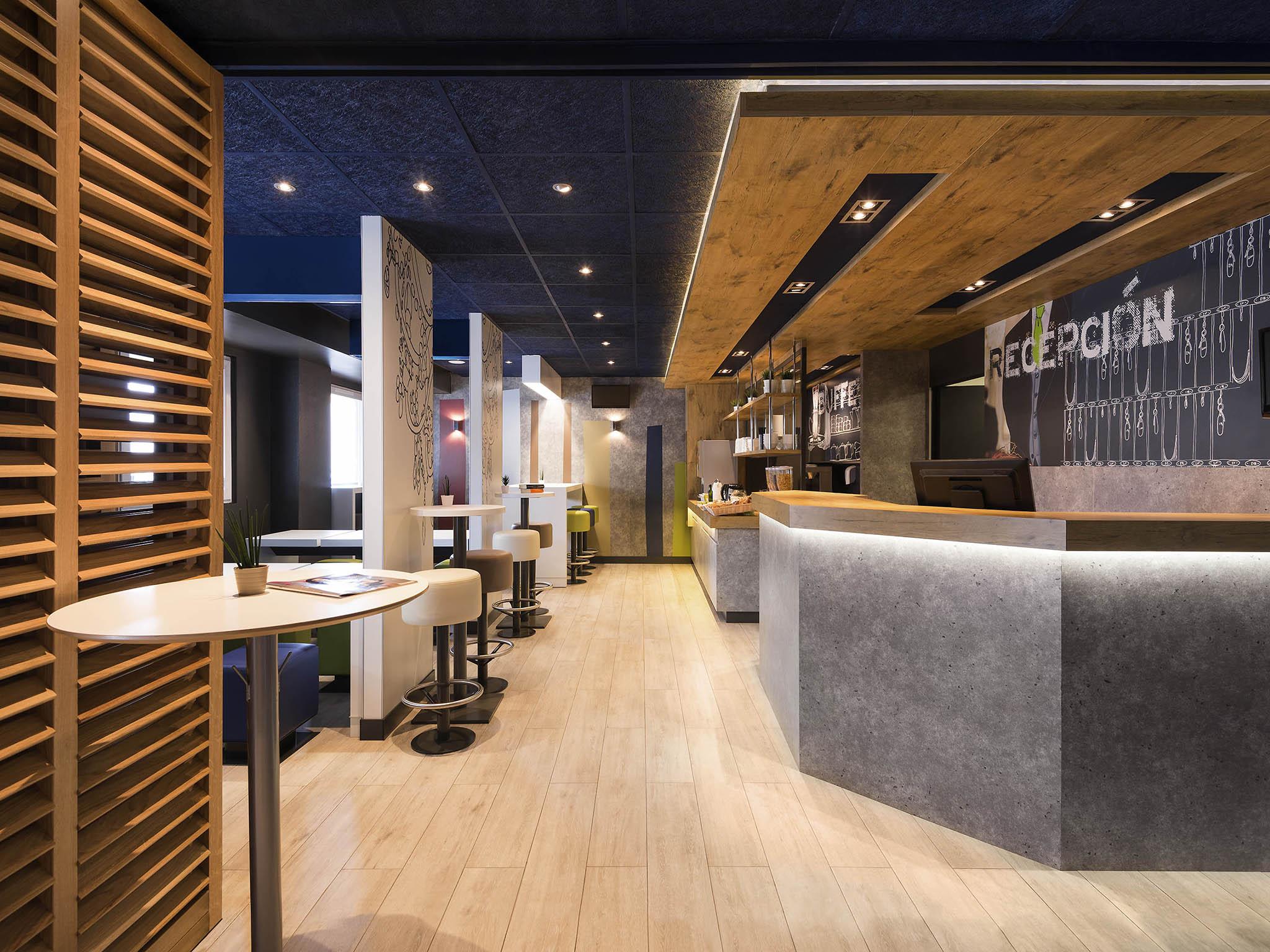Отель — ibis budget Бильбао Баракальдо (открытие в ноябре 2014г.)