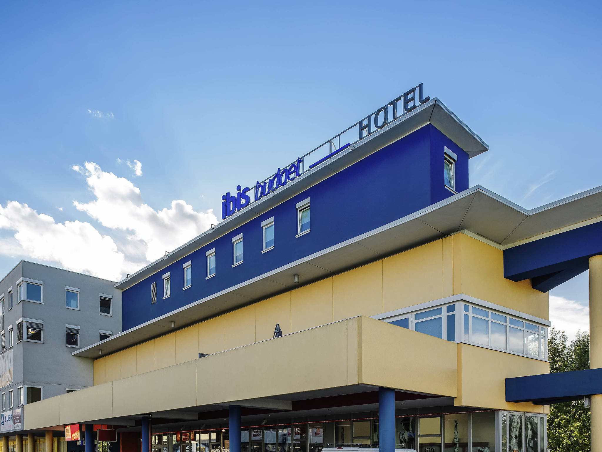 Otel – ibis budget Salzburg Airport