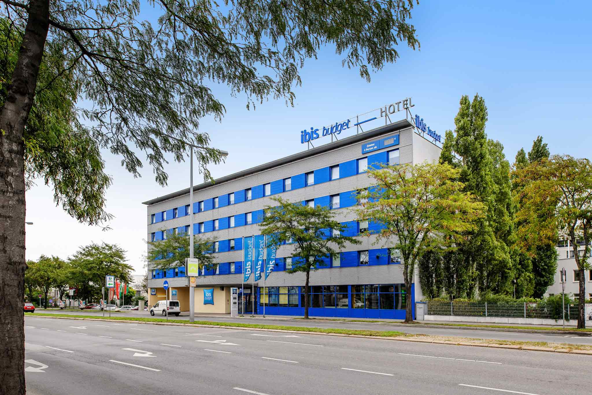 Hôtel - ibis budget Wien Sankt Marx