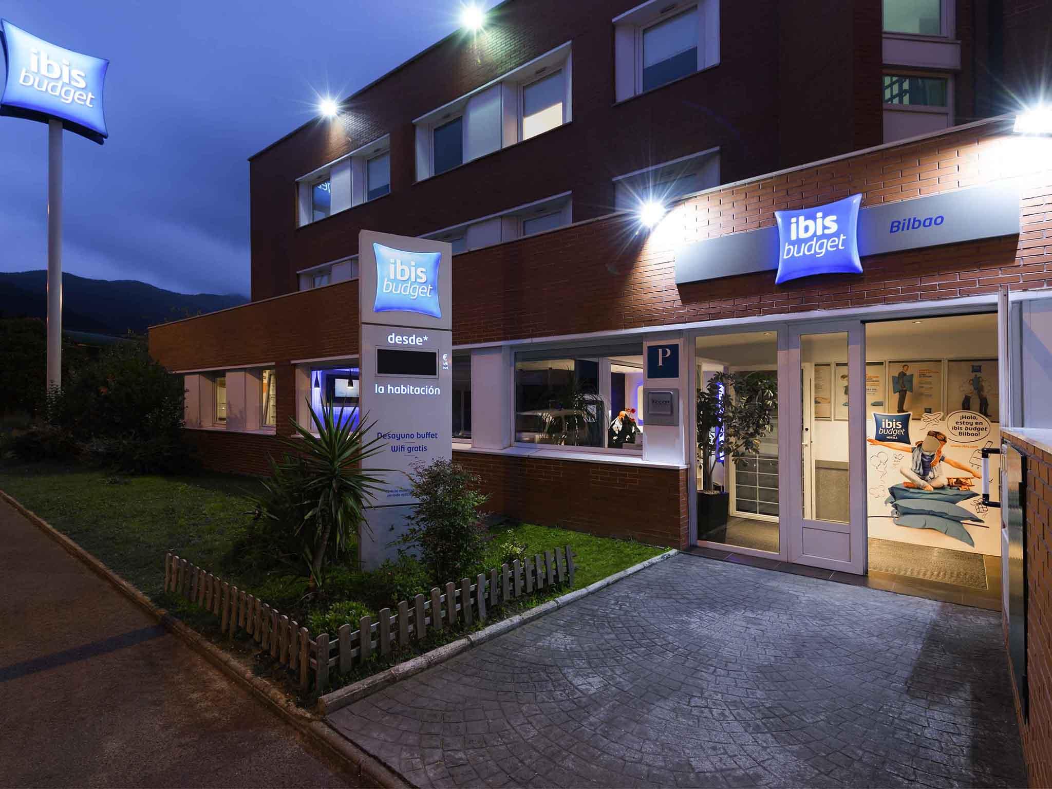 โรงแรม – ibis budget Bilbao Arrigorriaga