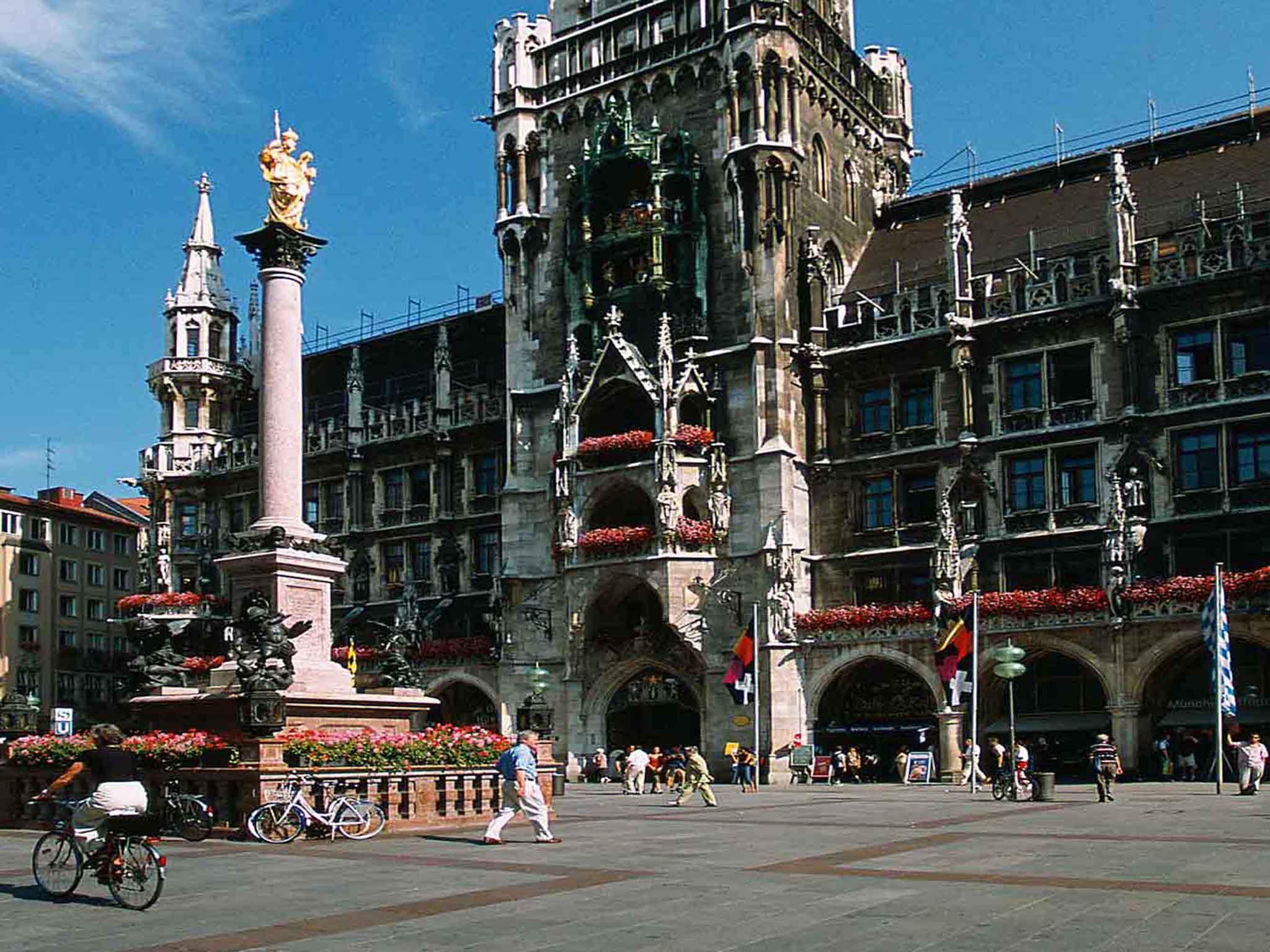 Mercure Hotel Munich Altstadt. Book now! Free Wifi!
