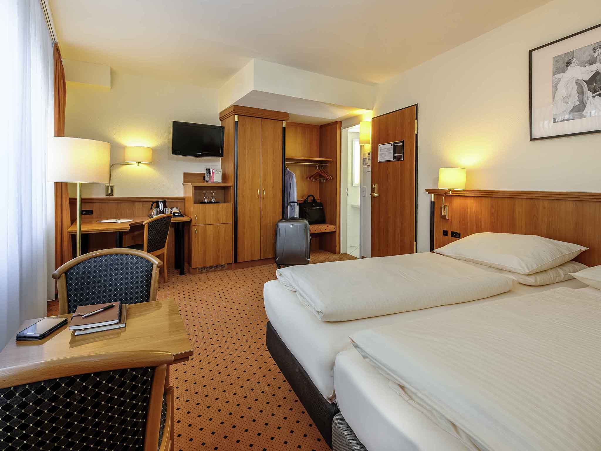 Rooms Mercure Hotel Munich Altstadt