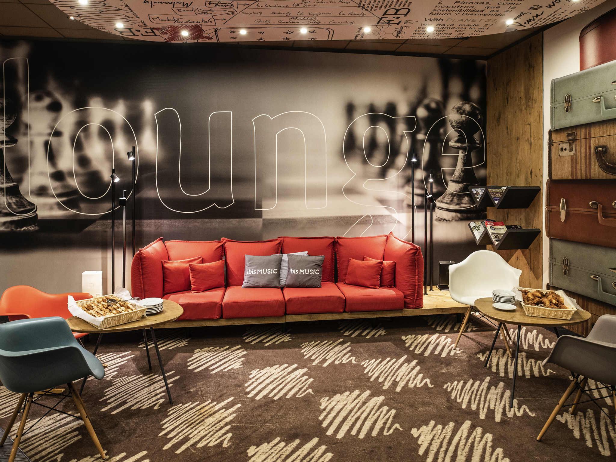 Hotel – ibis Krakow Centrum