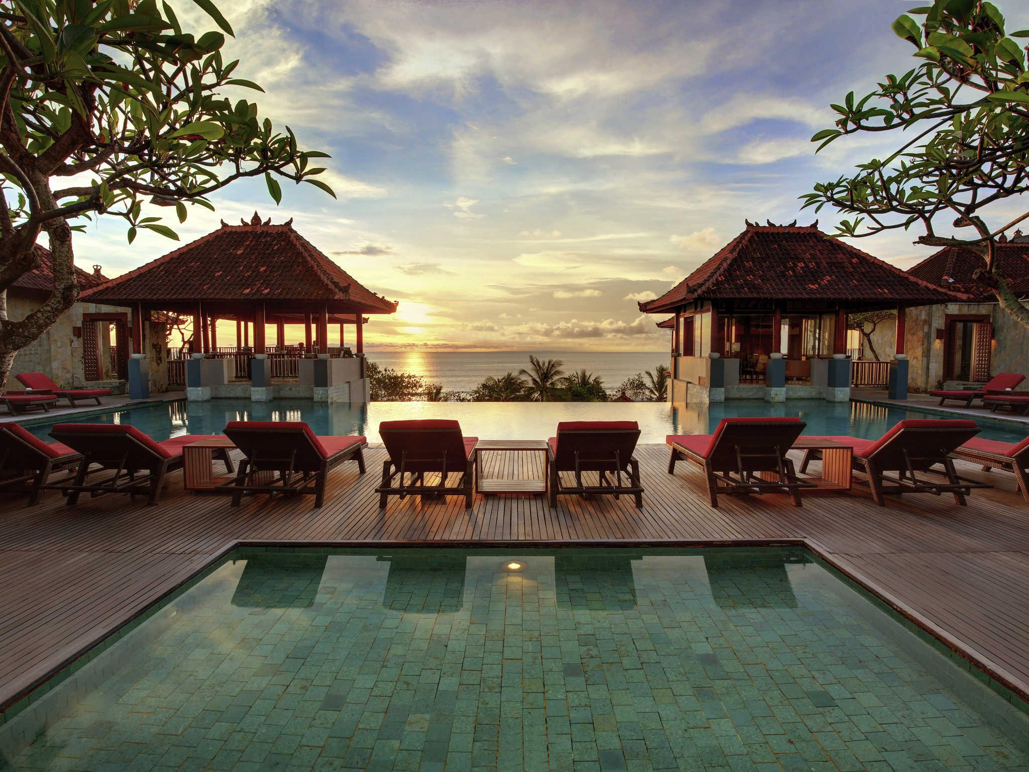 酒店 – 巴厘岛库塔美居酒店