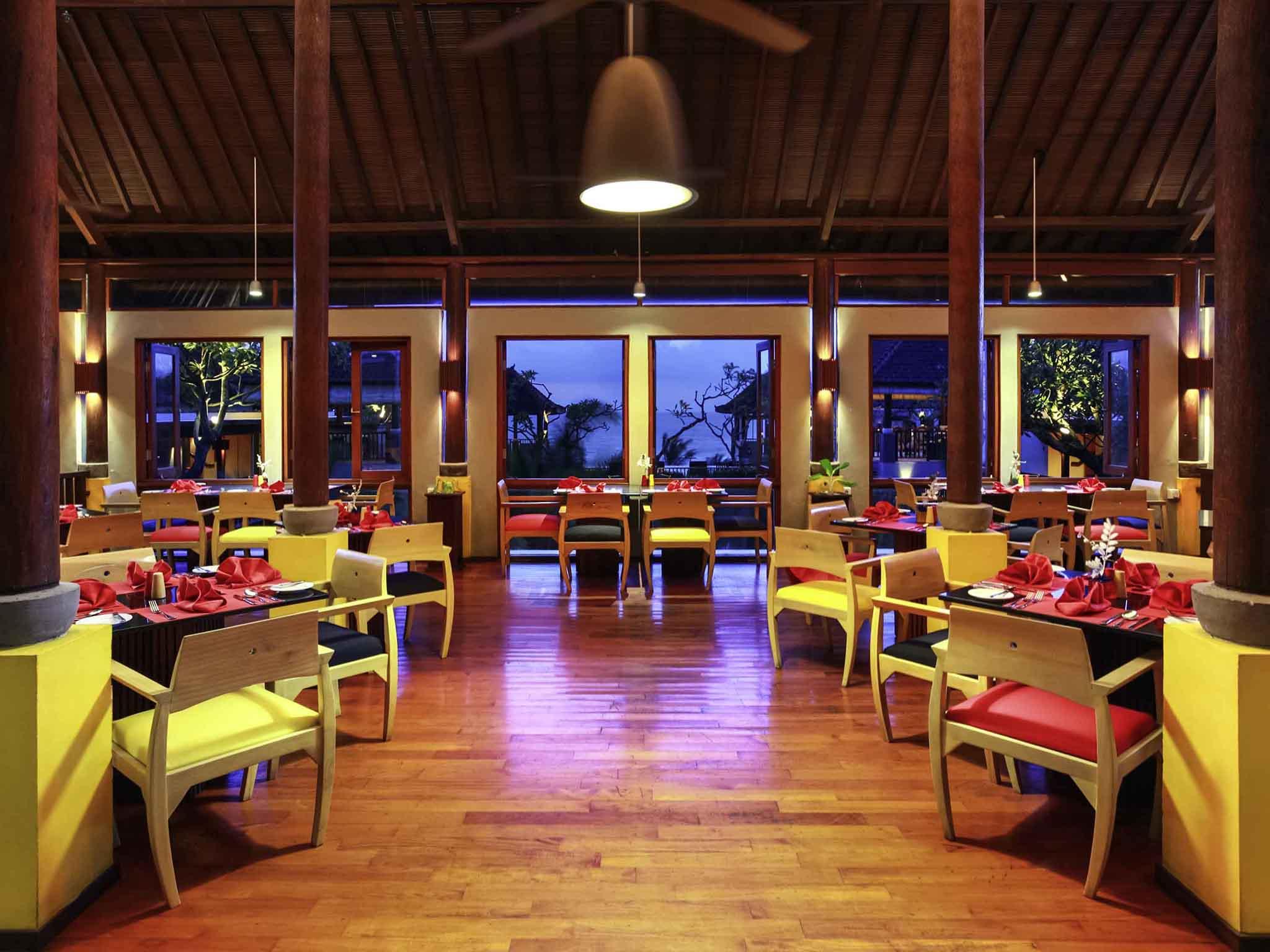 Mercure Kuta Bali Mid Scale Hotel Accorhotels Voucer Best Western Resort Restaurant