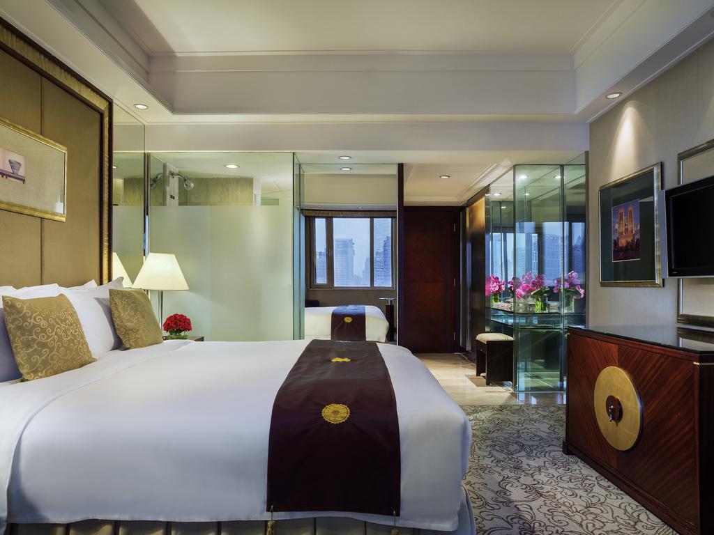 Hotel De Luxe Chengdu Sofitel Chengdu Taihe